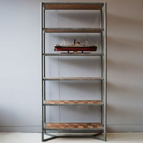 Parquet Book Shelf
